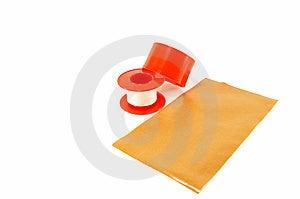 Medical Adhesive Tape Stock Photo - Image: 14061590