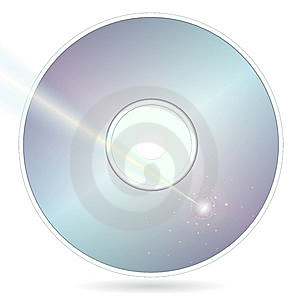 Compact Disk Stock Image - Image: 14063981