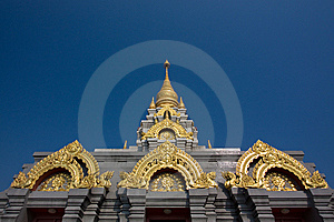Thai Ancient Building Stock Images - Image: 14065254
