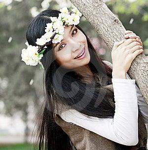 Spring Portrait Stock Photo - Image: 14066460
