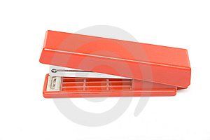 Stapler Royalty Free Stock Photo - Image: 14068515