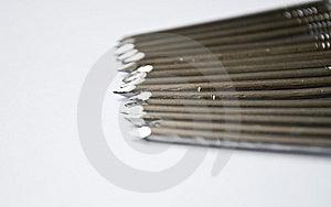 Nails Points Stock Photo - Image: 14069210