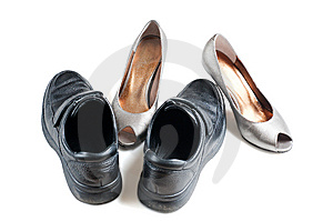 Shoes Royalty Free Stock Images - Image: 14070239
