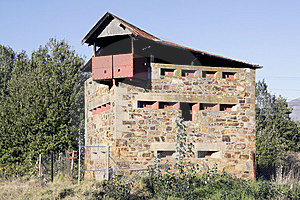 Anglo-Boer War Block House Royalty Free Stock Photo - Image: 14070525