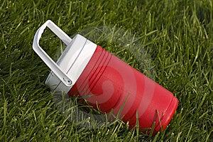 Water Jug Stock Image - Image: 14071011