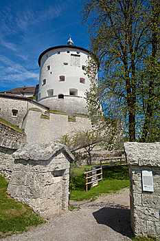 Fortress Of Kufstein Royalty Free Stock Photos - Image: 14077008