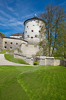 Fortress Of Kufstein Royalty Free Stock Photo - Image: 14077065