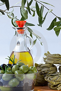 Italien Food Royalty Free Stock Photo - Image: 14080705
