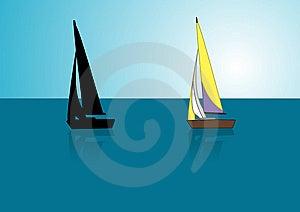 Yacht Royalty Free Stock Photos - Image: 14083288