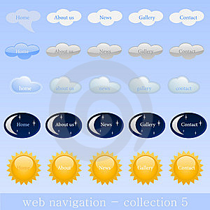 Web Navigation Stock Images - Image: 14085694