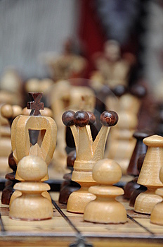 Chess Pieces Royalty Free Stock Image - Image: 14086926