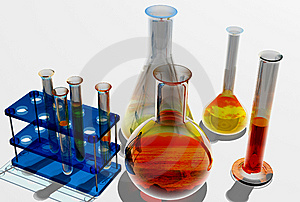 Chemical Devices Stock Photos - Image: 14090203