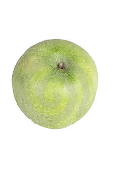 Granny  Smith Apple Stock Photography - Image: 14091042
