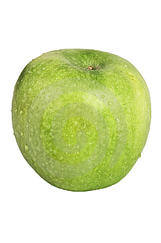 Green Apple Stock Photography - Image: 14091072