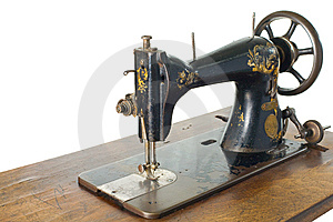 Sewing Machine Stock Images - Image: 14092314