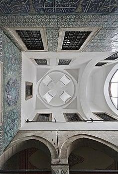 Turkey, Istanbul, Topkapi Palace Royalty Free Stock Photography - Image: 14093937