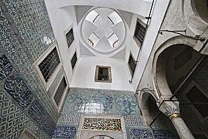 Turkey, Istanbul, Topkapi Palace Royalty Free Stock Images - Image: 14094309