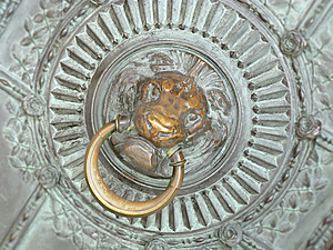 Klopper Royalty-vrije Stock Fotografie - Afbeelding: 14096557