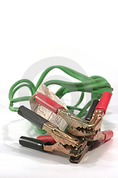 Jumper Cable Royalty Free Stock Photos - Image: 1414358