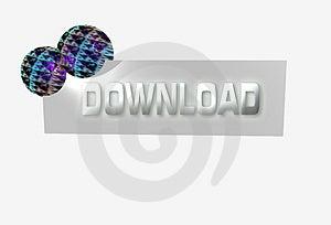 Logo Banner Download Royalty Free Stock Image - Image: 1417576