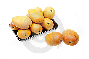 Fresh Mangoes Royalty Free Stock Photography - Image: 14100717