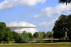 Fuel Depot Royalty Free Stock Images - Image: 14101239