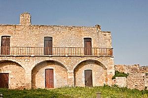Monastery Of St. John Theologian Royalty Free Stock Images - Image: 14101739