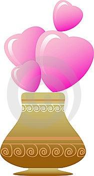 Flower Vase Royalty Free Stock Images - Image: 14102849