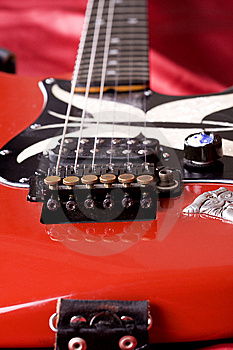 Guitar Close-up Royalty Free Stock Photography - Image: 14104687