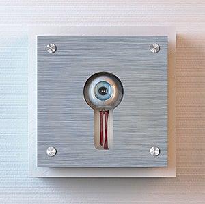 Eye Stock Photo - Image: 14105390
