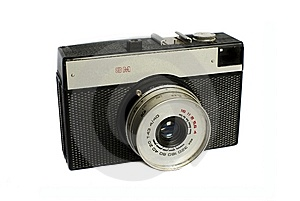 Old Camera Stock Image - Image: 14112561