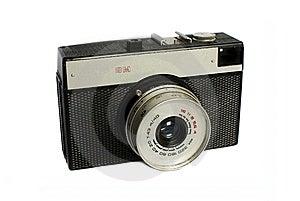 Old Camera Stock Image - Image: 14112561
