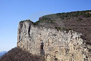 Cliff Landscape Stock Image - Image: 14114841