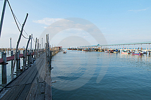 Jetty Royalty Free Stock Photos - Image: 14118368