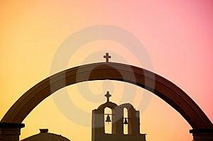 Greek Church Royalty Free Stock Image - Image: 14121446