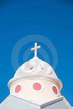 Iglesia Griega Imagen de archivo - Imagen: 14121531