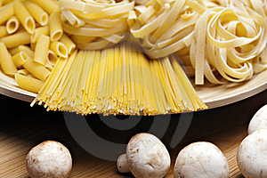 Cooking With Italian Ingredients Royalty Free Stock Image - Image: 14121886