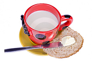 Morning Breakfast Stock Photos - Image: 14128663