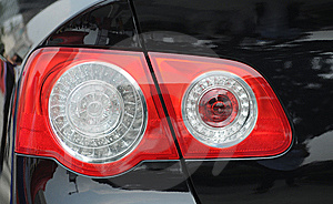 Taillight Royalty Free Stock Photography - Image: 14130567