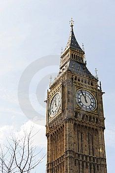 View Of Big Ben Stock Photos - Image: 14131023