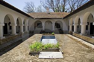 Balchik Castle Interior Stock Photography - Image: 14131132