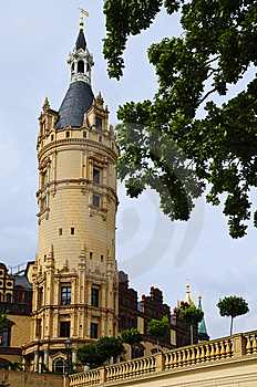 Schwerin Castle Stock Photography - Image: 14133742