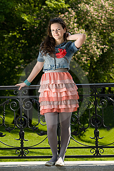 Retro Garment Stock Images - Image: 14135784