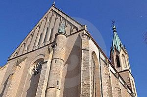 Church Of Saint Maurice,Kromeriz World Heritage Si Stock Photography - Image: 14140922