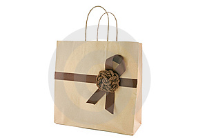 Paper Bag Stock Image - Image: 14142001