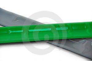 Reflecting Stripes Stock Photo - Image: 14143090