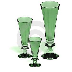 Wine Glasses Stock Image - Image: 14146961