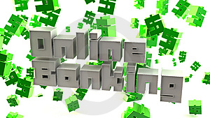 Online Banking Royalty Free Stock Images - Image: 14147569