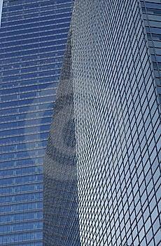 Manhattan Buildings Stock Image - Image: 14150991