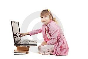 Litle Girl Stock Photo - Image: 14153080